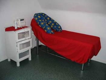 Unser CTG Gerät zur Schwangerenuntersuchung